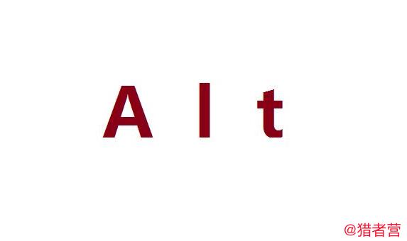 alt标签是什么意思?作用是什么