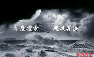 飓风算法是什么意思?